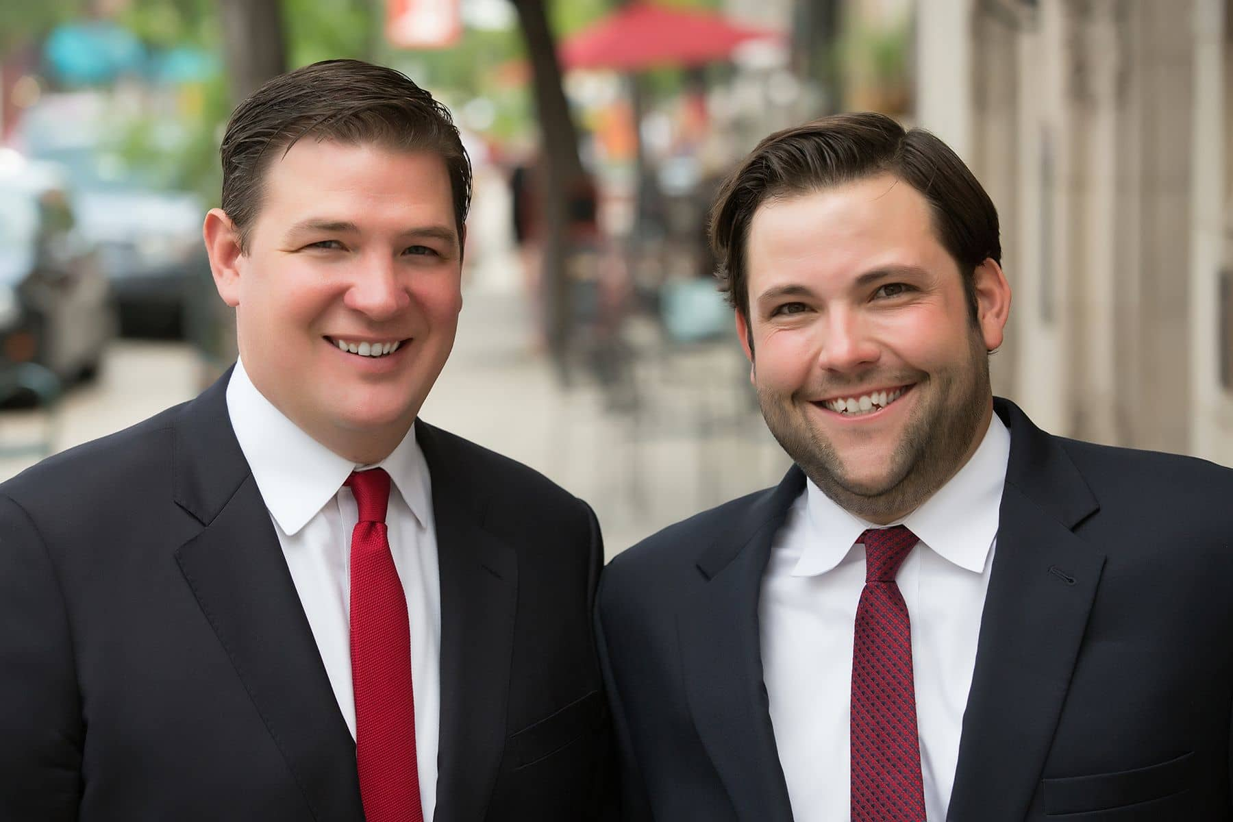 Reeves D Whalen and Graham D Hersh, Colorado's Premier Personal Injury Attorneys