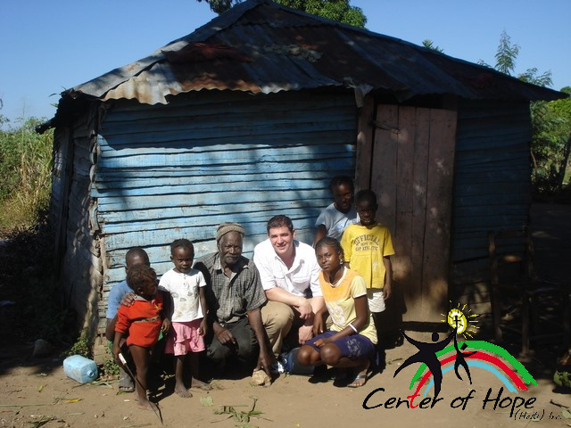 Reeves D. Whalen, Center of Hope Orphanage Project, Haiti